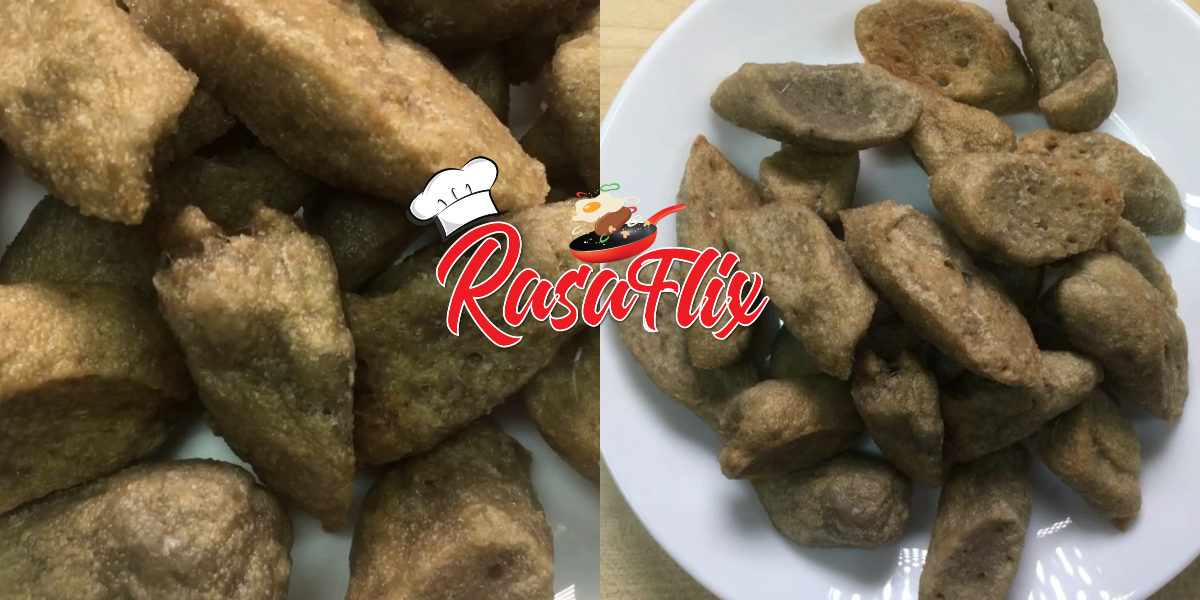 Resepi Keropok Lekor I Malaysian Fish Sausage Recipe