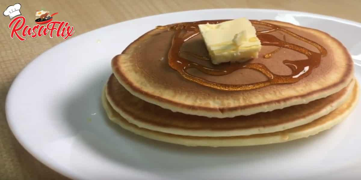 Resepi Pancake Mudah | The Easiest Pancake Recipe