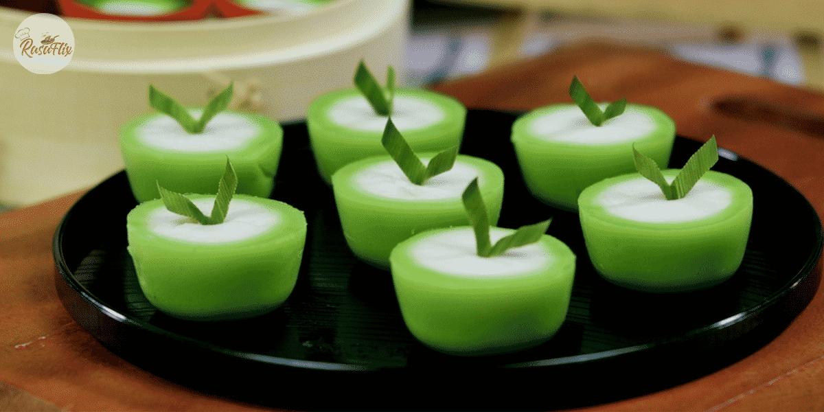 Resepi Kuih Nona Manis Sedap Lembut | Soft & Tasty Kuih Nona Manis Recipe