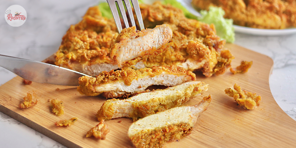 Delicious Night Market Spicy Chicken Fillet Recipe, One Is Never Enough