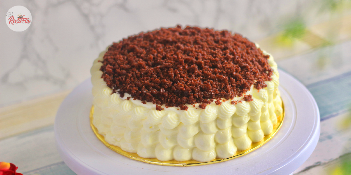 Red Velvet Cake With Cream Cheese Recipe, Make Yourself To Save More Money