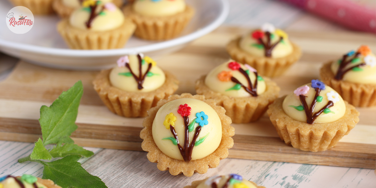 Mini Cheese Tart Recipe, Chubby Filling for Extra Satisfaction