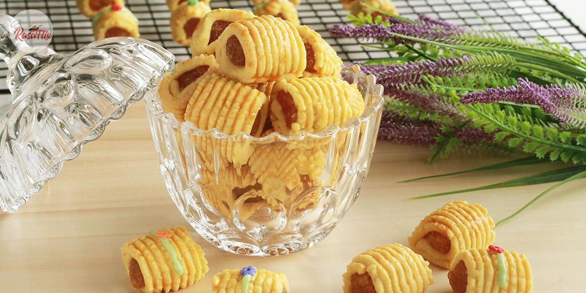 Delicious Homemade Pineapple Tart Recipe, A Must Try During Hari Raya