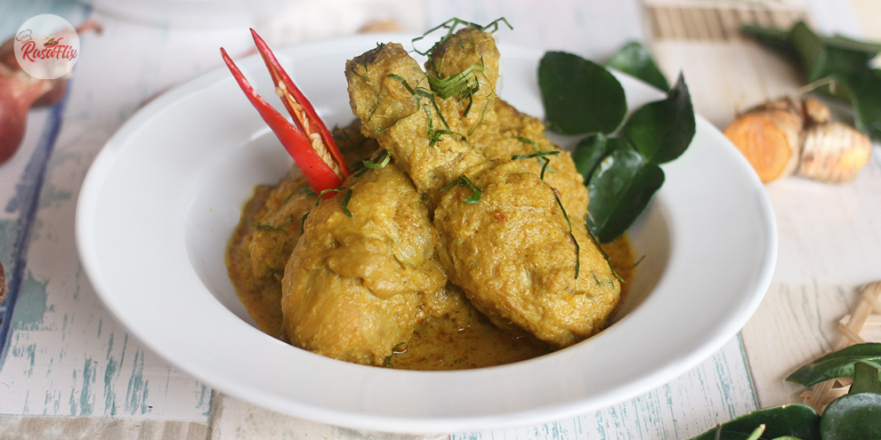 Spicy Food Lovers, Let's Try Out Rendang Ayam Minang Recipe For This Raya!