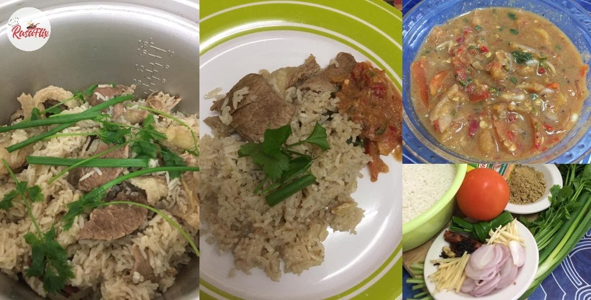 Northern Style Nasi Daging, A Delicious Raya Menu You Can Make At Home