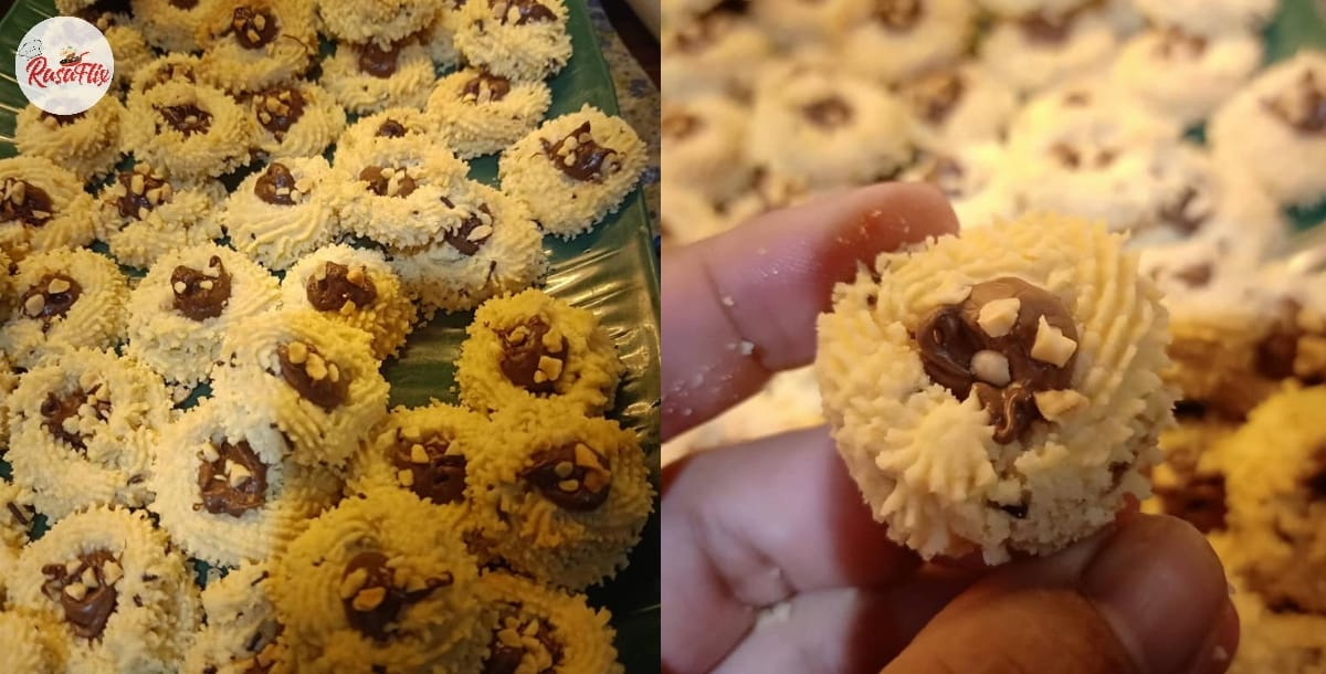 Check Out This Viral Nutella Swiss Cookies Recipe That Everyone Loves!