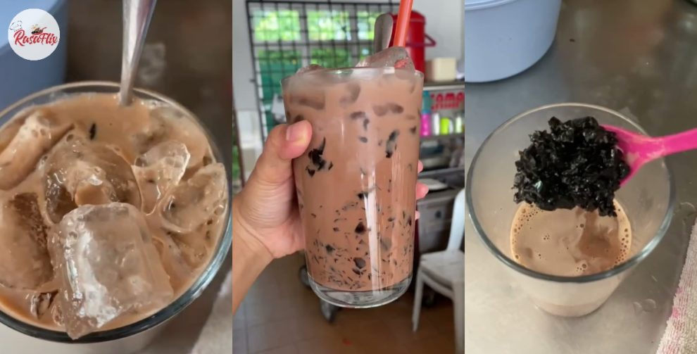 Try These Easy Steps, & Enjoy The Best 'Milo Cincau' During MCO!
