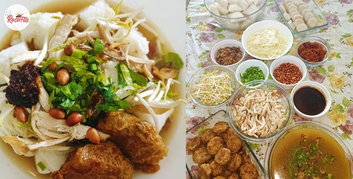 Ideas For Leftover Ketupat? Try Out This Authentic Soto Jawa Recipe