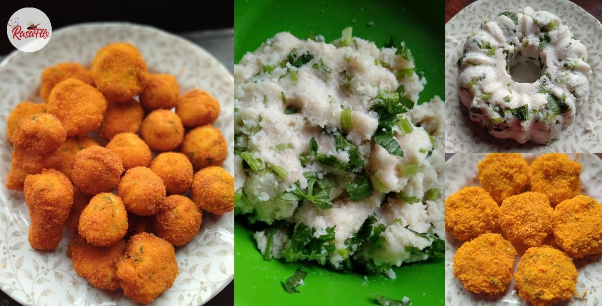 Special Homemade Rice Nugget Recipe, Yummy & Addictive For Your Kids!