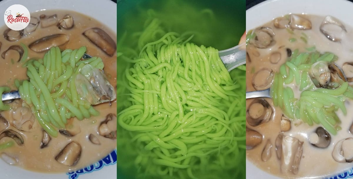 Enjoy Stay At Home By Making This Simple & Tasty Cendol For Your Family