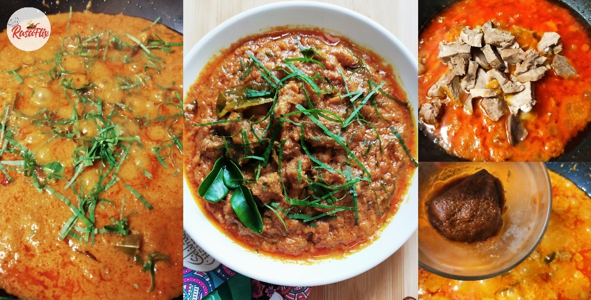 Beef Rendang 'MCO Version' For This Raya, Promisingly Delicious!
