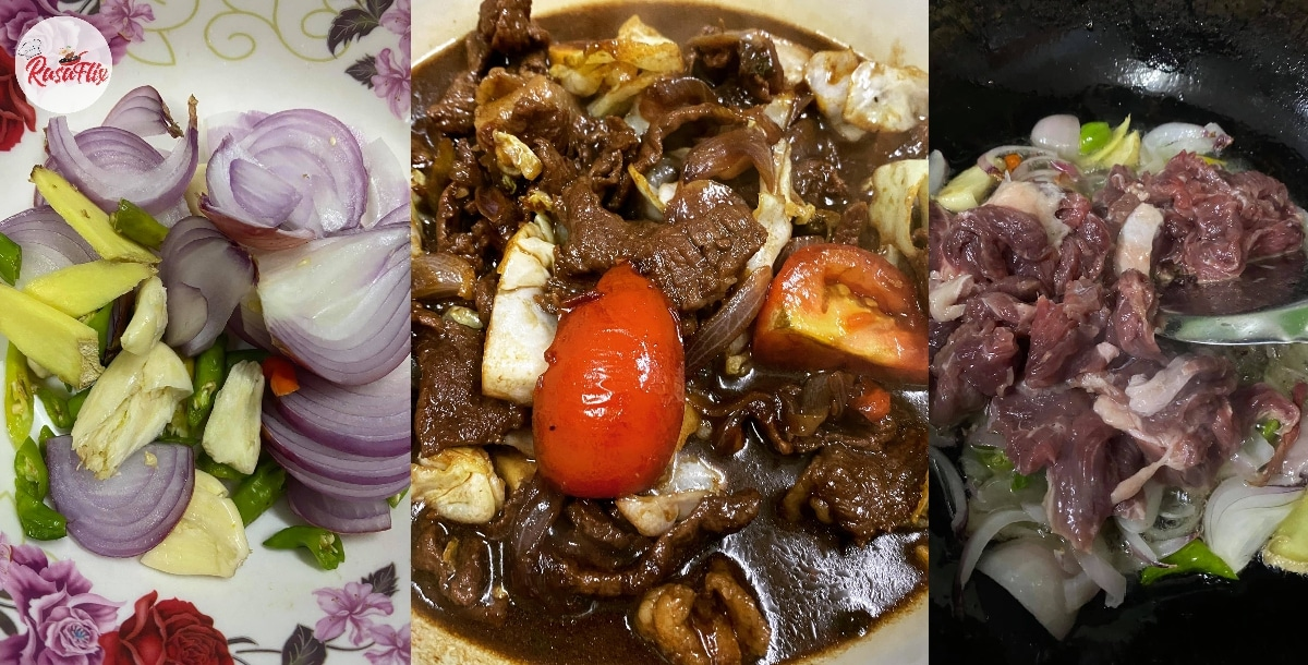 Make Your Dinner Special, With This 'Easy Peasy' Beef Black Pepper Recipe