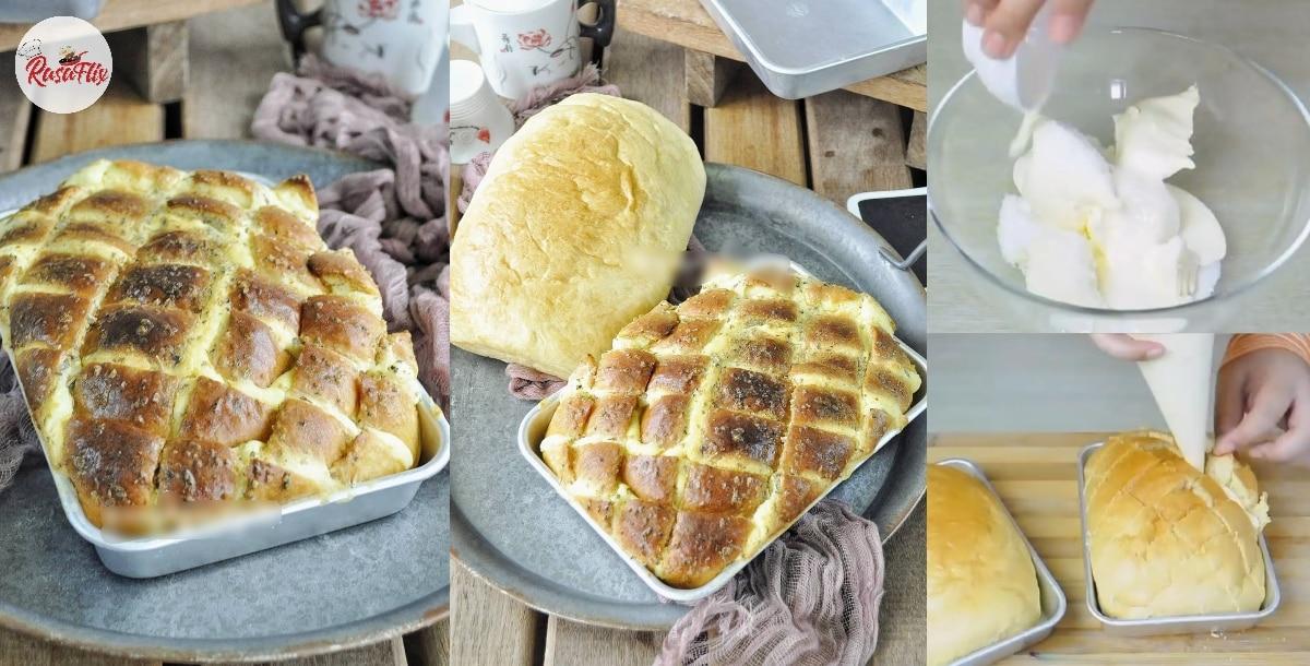 Try This Homemade Korean Garlic Cheese Bread Recipe, Amazingly Delicious!