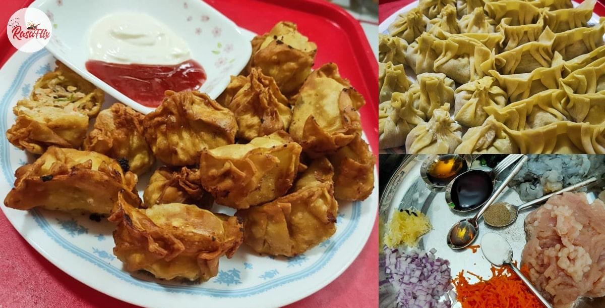 Crispy Chicken Wonton With Shrimp Recipe, Yummy & Addictive Snack For All