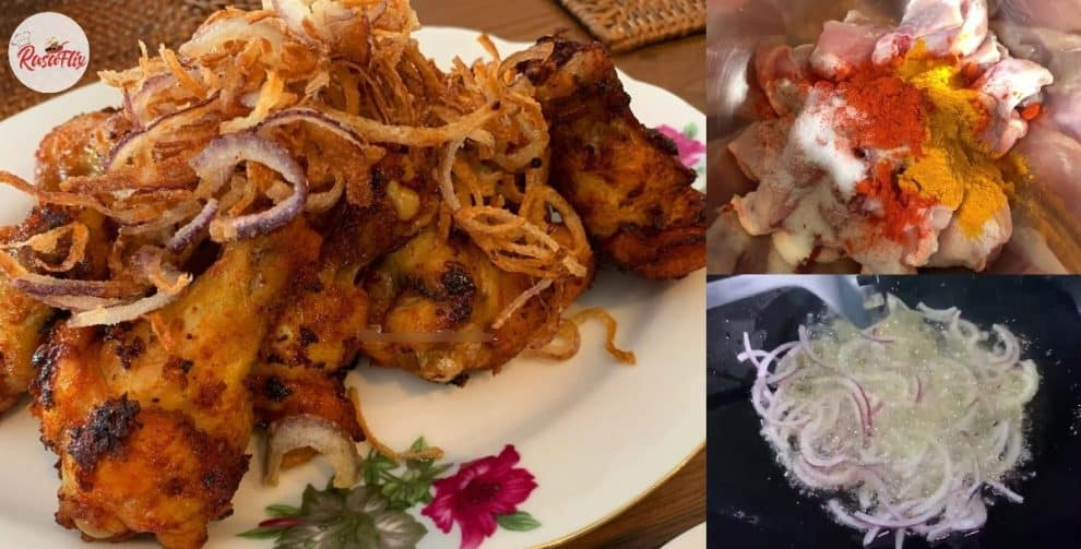 Onion Fried Chicken Recipe By Sheila Rusly, Simple But Surely Delicious!