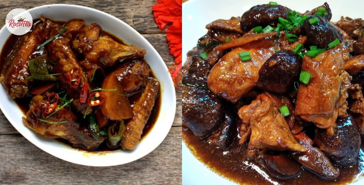 Chinese-Style Braised Chicken With Soy Sauce Recipe, Simple Yet Flavorful