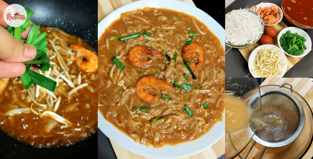 No Dine-In? Make This Easy Char Kuey Teow Recipe For Late-Night Cravings!