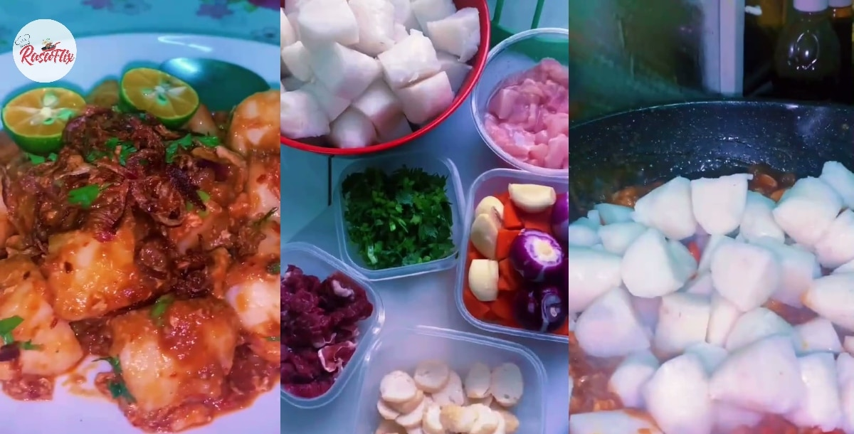 Try Lontong Goreng With Leftover Ketupat, Unique & Easy Recipe From Johor